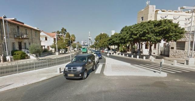 שדרות בן גוריון בחיפה