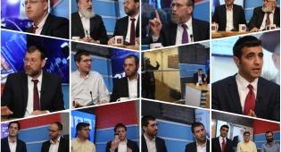 תיעוד ענק: משדר ערב הבחירות - ב'אולפן'