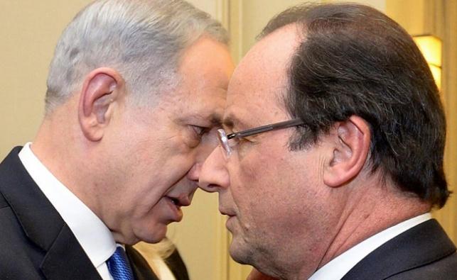 נתניהו: אפגש עם אבו מאזן; לא נשתתף בועידה בפריז
