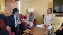 אבו דאבי: הניצולים מתימן הודו לרב לאזאר