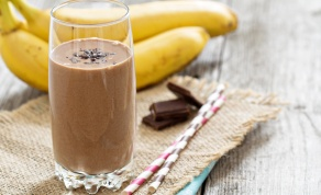 שייק שוקולד בננה