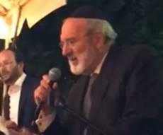 בדינר יוקרתי: שמעון גליק סיפר על העסקים