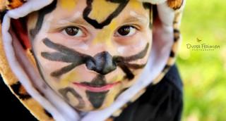 התאורה, הספונטניות: איך לצלם נכון ילדים מחופשים