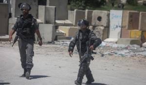 אילוסטרציה - מתנחלים יידו אבנים על חיילים, קצין נפצע