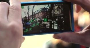 שירות City Lens - חייכו למצלמות: ניידות נוקיה בישראל