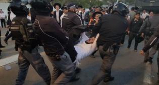 גל מעצרים נרחב בירושלים: 110 מפגינים נעצרו  בהפגנות