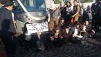 המפגינים הקיצונים חסמו את מרכז ירושלים
