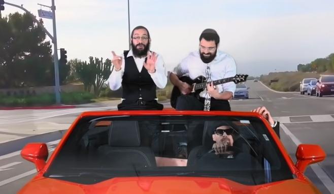"""להקת """"היום השמיני"""" בסינגל קליפ: Rollin"""