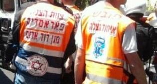 """מתנדבי שני הארגונים. ארכיון - 'איחוד הצלה' ניצח את מד""""א • כל הפרטים"""