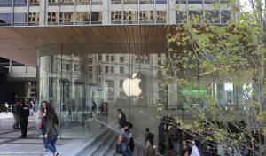 העיצוב החדש של חנויות אפל