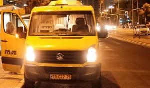 מונית שירות, ארכיון