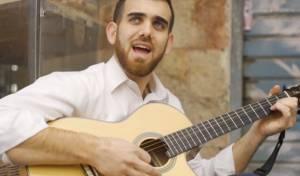 בנו של המלחין המפורסם בסינגל קליפ חדש