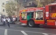 שריפה פרצה בבניין: 7 ילדים חרדים נפגעו