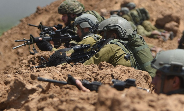 """נערכים: צה""""ל מול עזה; שוטרים - בירושלים"""
