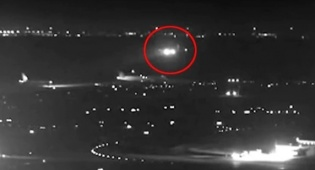 תיעוד מלחיץ: כמעט תאונת מטוס ענקית