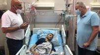 איבד רגליו בצוק איתן, וביקר פצוע ברגל מפיגוע