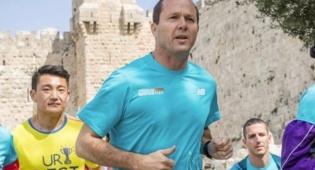 """ברקת, רץ מרתון. ארכיון - ברקת: ארוץ גם בבחירות הבאות לראה""""ע"""