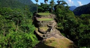יפיפיה ומסוכנת במיוחד, קולומביה