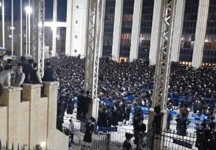 """חתונת בעלזא: החקירה הועברה במפתיע לימ""""ר ירושלים"""