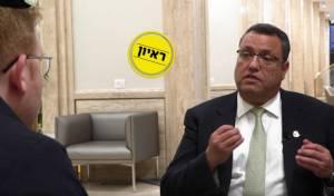 משה ליאון, בראיון ל'כיכר השבת'
