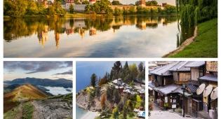אלו המקומות הכי מרהיבים לטיול בסתיו