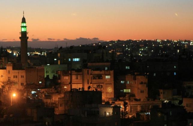 עמאן בירת ירדן. ארכיון