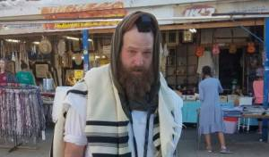 משה נראה לאחרונה במירון - מאז הוא נעדר