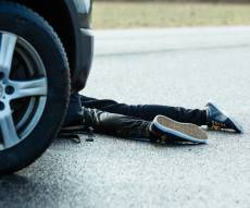 אילוסטרציה - ילד בן 6 נפגע בתאונת פגע וברח ברחובות