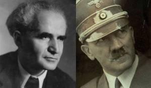 היטלר ולהבדיל בן גוריון