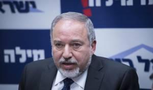 שר הביטחון אביגדור לירמן