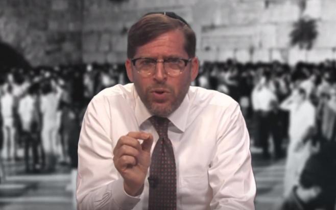 צפו: הרהורים לתשעה באב עם הרב אהרן לוי