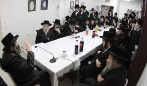 הרבי מזוטשקא ביקר באשדוד לקראת שבועות