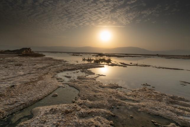 ים המלח בשבוע שעבר