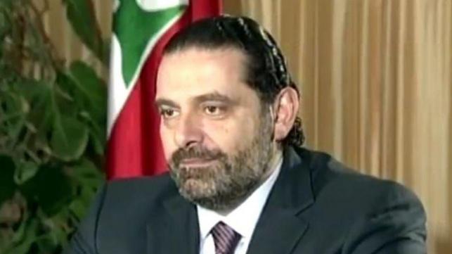 ראש ממשלת לבנון שבר שתיקה ופרץ בבכי