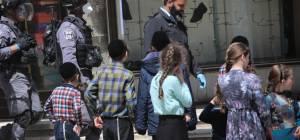 שוטרים שוב אכפו את 'צו הקורונה', והותקפו
