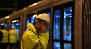 אילוסטרציה - העובדים חגגו ברכבת - מדינת ישראל תשלם