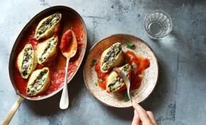 רוטב מרינרה קלאסי - רוטב עגבניות ובזיליקום איטלקי