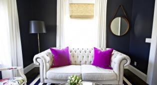 ספה - קריטי לנקות ולסדר אותה עבור האורחים