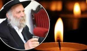 הרב והשליח באלון מורה נפטר מנגיף קורונה