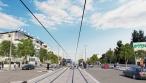 כך תיראה הרכבת הקלה ברחוב הרב צבי יהודה