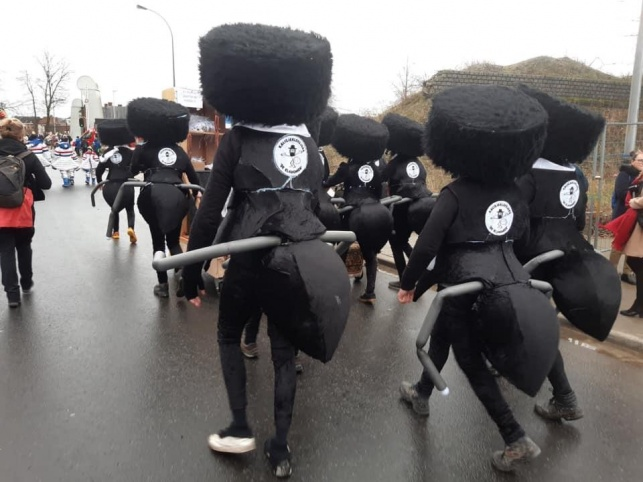 שוב: אנטישמים עשו צעדה משפילה בבלגיה