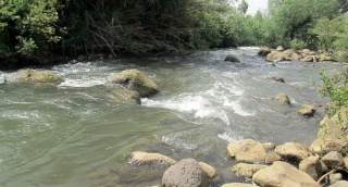 הירדן ההררי, גשר הדודות