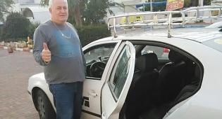 נהג ומיילד: הנסיעה במונית הסתיימה בלידה