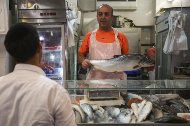 מחירי הדגים - בדרך להוזלה משמעותית