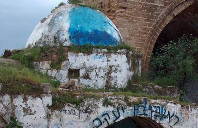 קבר המיוחס לראובן