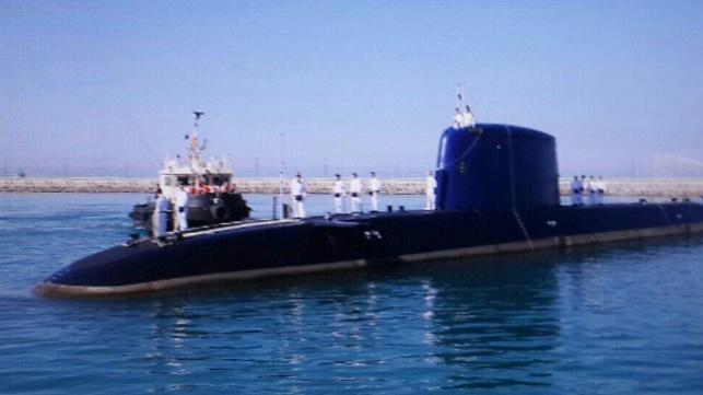 אחת הצוללות