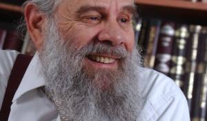 """החוזר בתשובה הידוע, הרב מרדכי ארנון ז""""ל"""
