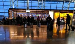 שדה התעופה בבלגיה