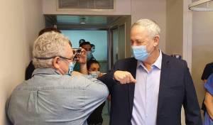 גנץ עם רופאיו