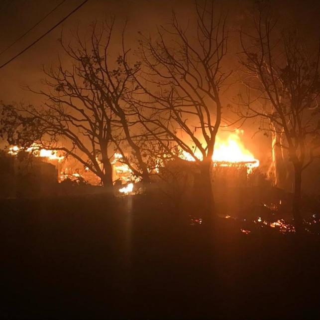 האש בקליפורניה: 29 הרוגים בלהבות הענק